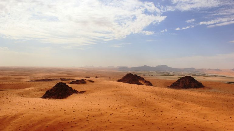 The Spread of Humans: Early Humans Lived in Arabia