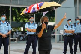 Trial in Hong Kong: More democracy activists convicted