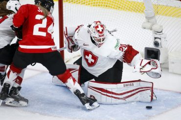 Women's Hockey World Cup: Switzerland loses against Canada and plays for third place