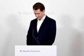 Austria: Chancellor raided in Vienna - Chancellor Sebastian Kurz under suspicion.  He vehemently denies the allegations.  - Politics abroad