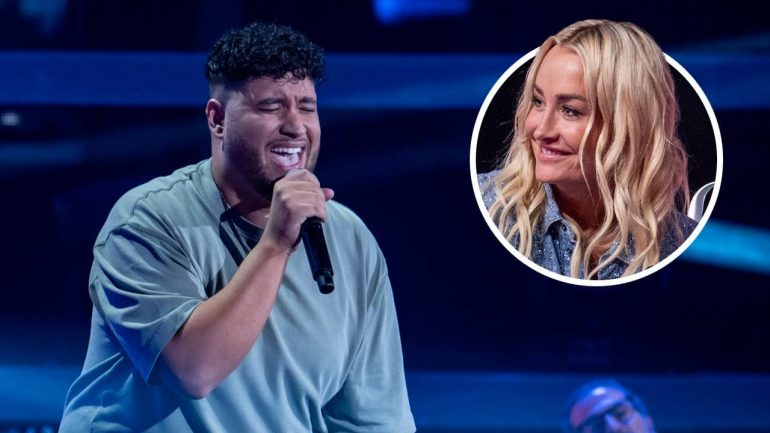 """""""The Voice of Germany"""": HIM breaks her voice after seeing Sarah Connors - TV"""
