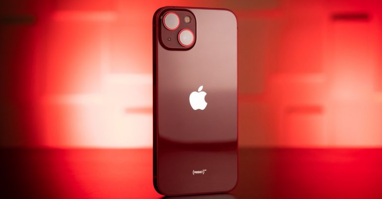 Better Than Expected Standard Version of Apple Cell Phones