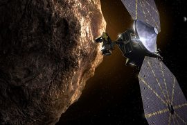 Asteroids: Lucy Space Probe Discovers Tozanians