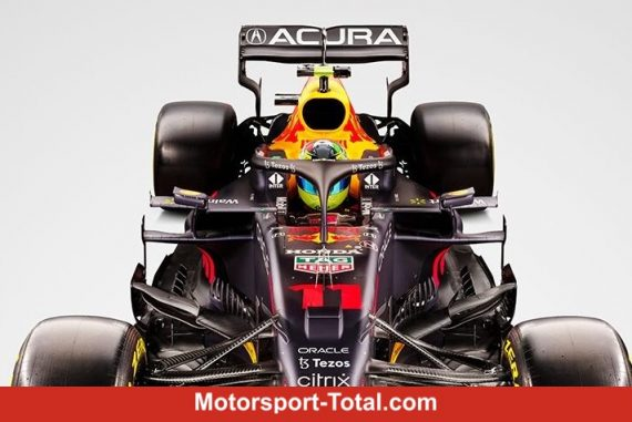 Red Bull and AlphaTauri reveal Acura branding for US Grand Prix