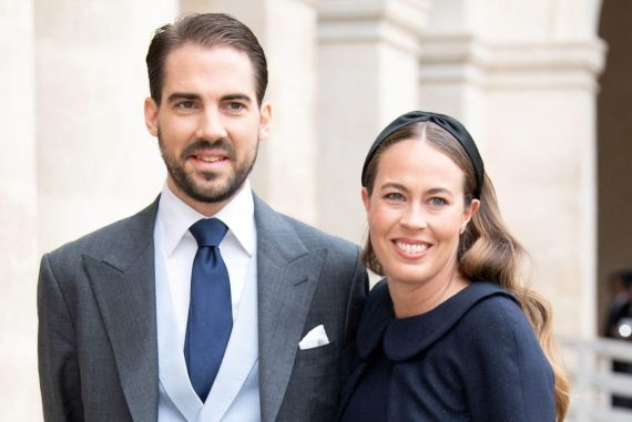 Diana's godson marries jet heir - the wedding of the royal dreams!  - royals