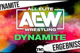 AEW Saturday Night Dynamite #107 Results and Reports from Orlando, Florida, USA from October 23, 2021 (including video and voting)