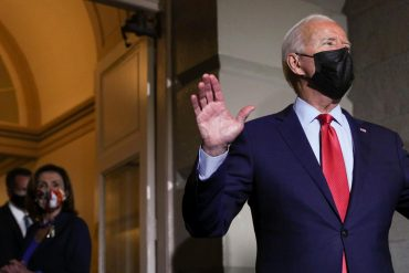 Biden on the rescue operation: Visit to the Capitol