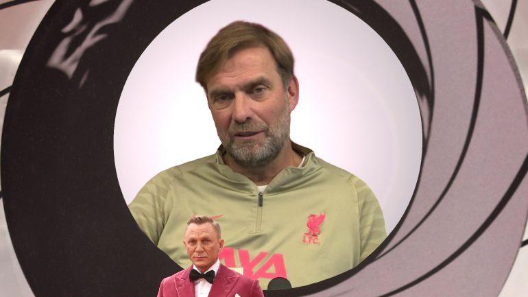 Craig praises Liverpool coach: James Bond doesn't want to be Klopp
