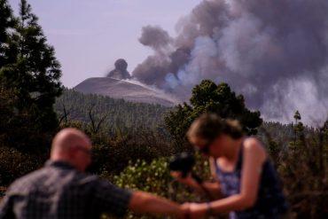 Curfew lifted: wind better again on volcanic island of La Palma