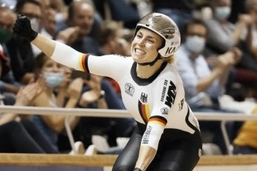 Cycling - Heinz wins next sprint gold - Eilers time trial bronze - Sport