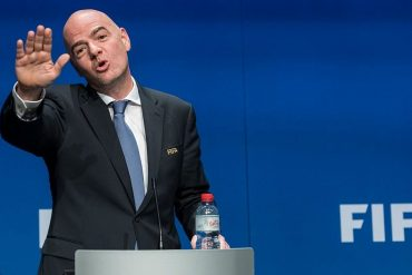 """DFB """"satisfied"""" with leaving FIFA Congress in World Cup controversy 