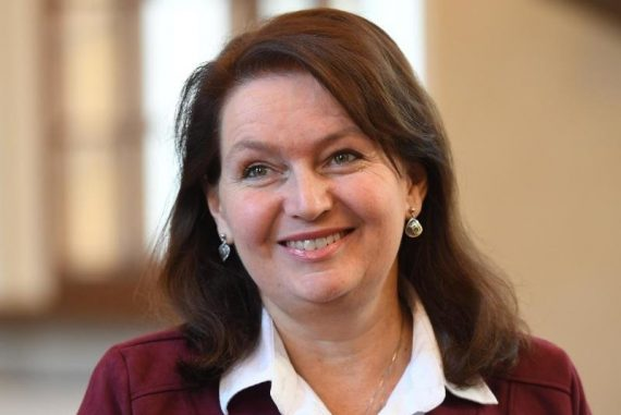 First woman to top Charles University in Prague |  free Press