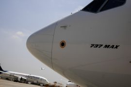 """Former test pilot accused of """"Boeing 737 MAX"""""""