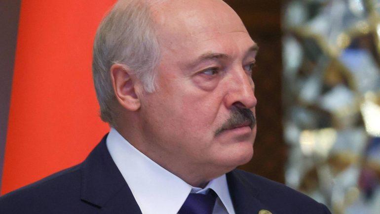 German authorities are investigating Lukashenko