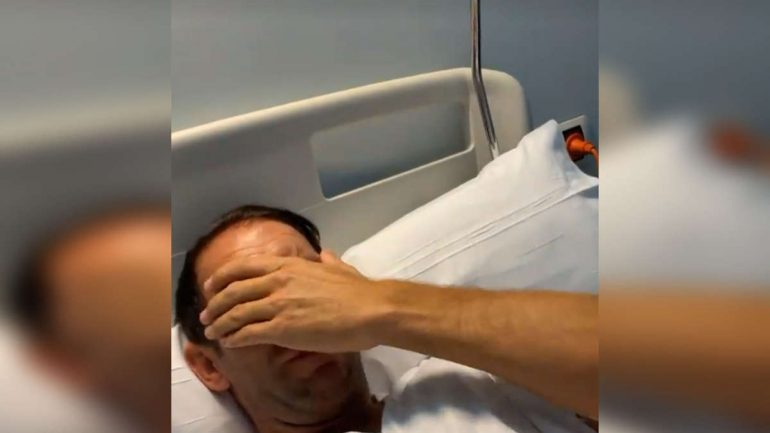 """""""Goodbye Germany"""": Concerns About Marcel Remus!  He reports from the hospital in tears"""