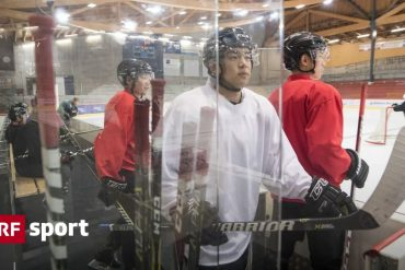 Ice hockey tournament without China?  - «A runaway defeat would be a loss of face» - The Game