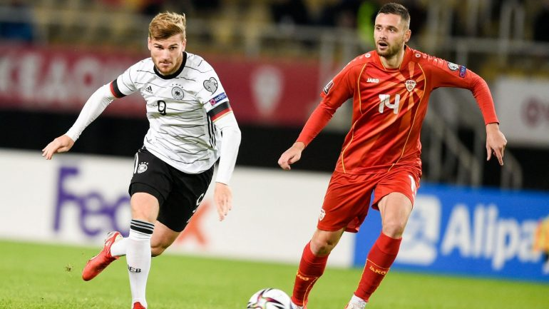 Individual criticism of DFB players for North Macedonia's game against Germany - National Team - Football