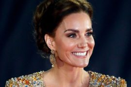 Kate Middleton: Changed look - she's trying something new