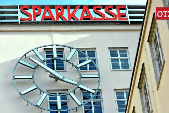 Kreisparkasse Gera-Greiz closes branches in Gera |  Gera