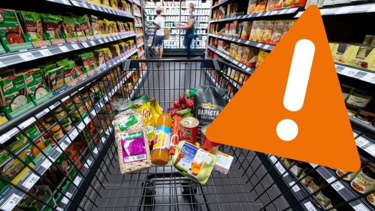 Mega Recall at Aldi, Lidl and Rewe: Pathogens in Over 30 Products