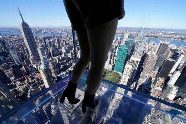 One Vanderbilt: Float in the Sky Over Manhattan