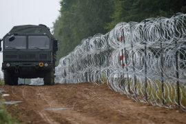 Reasons for the escape route: police officers demand border controls on Poland