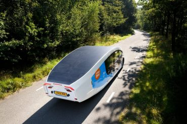 Renault inspired by a solar-powered home on wheels
