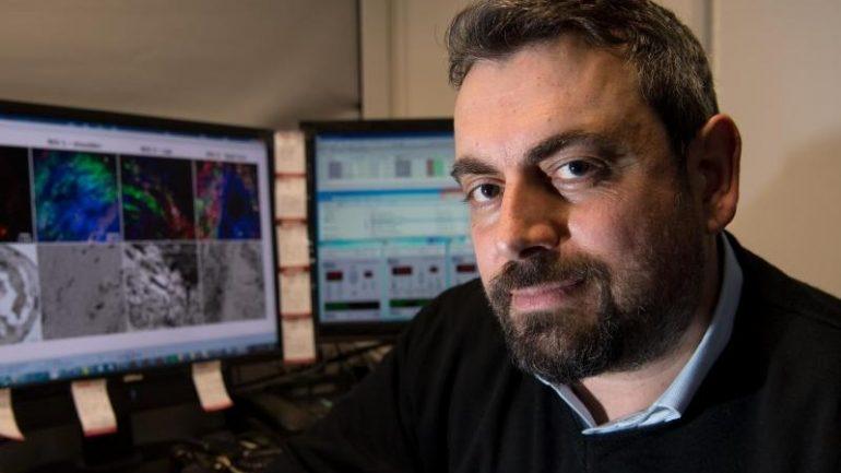 Science - Hamburg - Beckerts Prize goes to researcher Vasilis Natziakristos